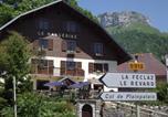 Hôtel Chambéry - Bar Hotel Restaurant le Margeriaz-1