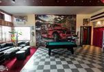 Hôtel Kotka - Motel Road 66-4