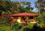 Location vacances Puerto Viejo - Alma Verde Bungalows-1