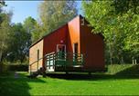 Camping avec Hébergements insolites Nord-Pas-de-Calais - Vm 59132 Camping et village de Chalets - Station Touristique de Valjoly-2
