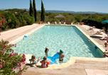 Camping avec WIFI Provence-Alpes-Côte d'Azur - Camping Château de l'Eouvière-1