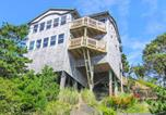Location vacances Lincoln City - A Beach Treehouse Home-1