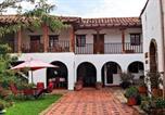 Hôtel Tunja - Posada Portal de la Villa-4