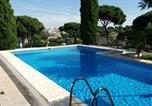 Location vacances  Séville - Relaxing Villa Oromana 2-1