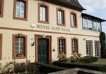 Location vacances Trèves - Garni Hotel Alte Villa-3