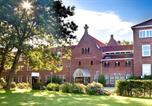 Hôtel Pays-Bas - Conferentiehotel Kontakt der Kontinenten