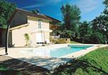 Location vacances Cardaillac - Holiday Home L'Oustal de la Rode-1