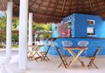 Hôtel Río Lagartos - Hotel Puerto Holbox-3
