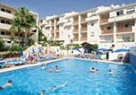 Location vacances  Malaga - Crown Resorts Club Marbella-1