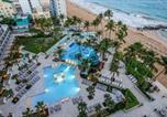 Hôtel San Juan - San Juan Marriott Resort and Stellaris Casino-3