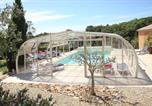 Location vacances Massillargues-Attuech - B&B Anduze Le Clos des Cigales-1
