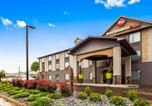 Hôtel Jackson - Best Western Plus Jackson Downtown Coliseum