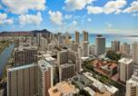 Hôtel Honolulu - Aqua Skyline at Island Colony-2