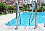 Location vacances Benidorm - Wifi Luxury Modern Apartment-4