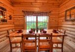 Location vacances Cherokee - Deep Creek Mountain Lodge-4