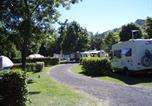 Camping avec Piscine couverte / chauffée Lalizolle - Camping Le Viginet-4