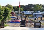 Camping avec WIFI Danemark - Hasle Camping & Hytter-3