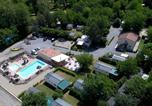 Camping avec Piscine Chauzon - Camping Le Coin Charmant-2