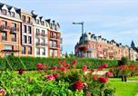 Hôtel Mers-les-Bains - Résidence Goélia Belle Epoque