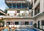 Hôtel Cambodge - Mad Monkey Hostel Siem Reap-3