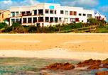 Location vacances Jeffreys Bay - On the Beach Guesthouse & Apartments-2