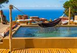 Location vacances Castelbuono - Terre di Bea Exclusive Charming Cottage by the Sea-3