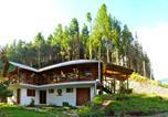 Location vacances Baños - Centro Ecoturístico Alpinar-1