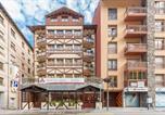 Hôtel Andorre - Montecarlo-1
