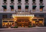 Hôtel Boston - Boston Omni Parker House Hotel-2