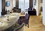 Hôtel Raeren - Art Hotel Superior-4