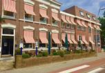 Hôtel Alphen aan den Rijn - Hotel Restaurant Waddinxveen - de Unie