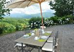 Location vacances Vicchio - House with 2 bedrooms in Gattaia with wonderful mountain view private pool enclosed garden-4