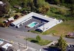 Hôtel Ashland - Phoenix Motel Oregon-3