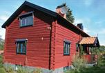 Location vacances Leksand - Three-Bedroom Holiday home Tällberg with a Fireplace 04-1