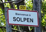 Hôtel Sarcenas - Gite Solpen-3