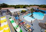 Camping avec Piscine Poitou-Charentes - Camping Oleron Loisirs-1