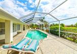 Location vacances Cape Coral - Villa Rosa Florida-1