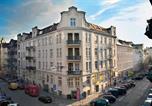 Hôtel Poznań - Apartamenty Pomarańczarnia-3
