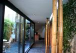 Hôtel 5 étoiles Lille - B&B Bed & Bamboe-4