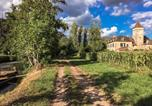 Location vacances Cajarc - Historic Mansion in Cenevieres near River-3