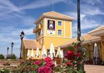 Hôtel Torrevieja - Hotel Golf Campoamor-1