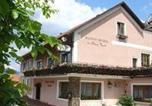 Location vacances Marbach an der Donau - Frühstückspension Zur Blauen Traube-1