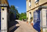 Hôtel Villemoirieu - Hotel Des Dauphins-4