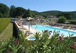 Camping avec Piscine Saint-Martin-d'Ardèche - Camping Les Amarines-1