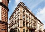 Hôtel 4 étoiles Duttlenheim - Hôtel Gutenberg-1