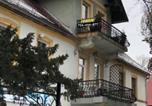 Location vacances Kudowa-Zdrój - Apartament przy Parku Zdrojowym-2