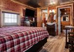 Hôtel Eureka Springs - Log Cabin Inn-2