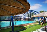Camping avec Piscine Labenne - Camping Landes Bleues-1