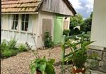 Hôtel Saint-Romain-de-Colbosc - L'Atelier au jardin d'Isabelle-3