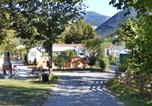 Camping avec WIFI Saint-Martin-d'Entraunes - Camping La Ribiere-3